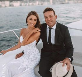 Charlene and Jacques Kallis
