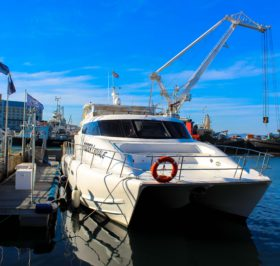 Boat Cruises Waterfront