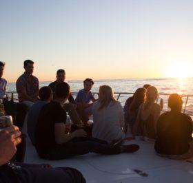 Sunset Cruise Waterfront