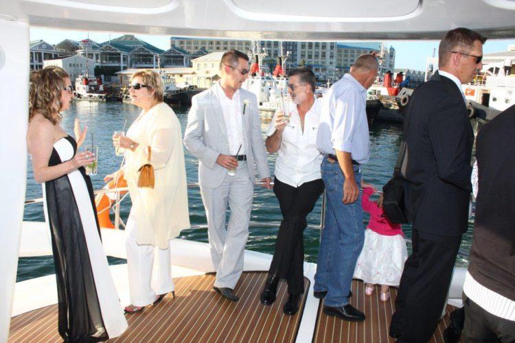 boat cruises cape town