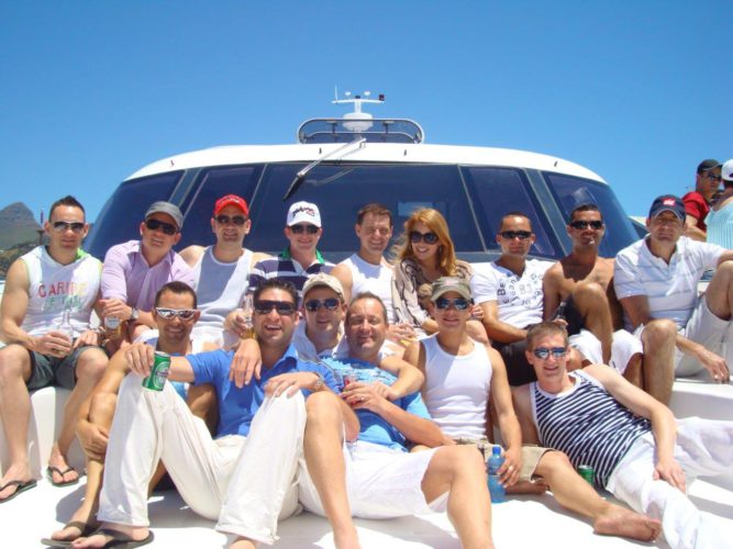 Year-End Cruises Cape Town