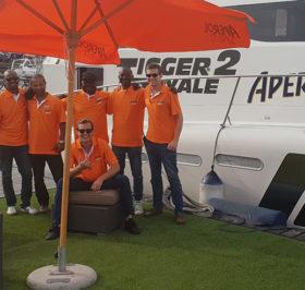 2018/2019 Season Sponsors - Aperol Spritz