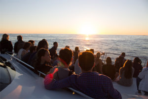 new years eve party aboard tigger2